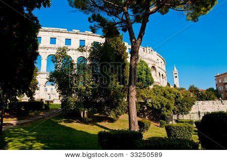 Pula arena - Croatia