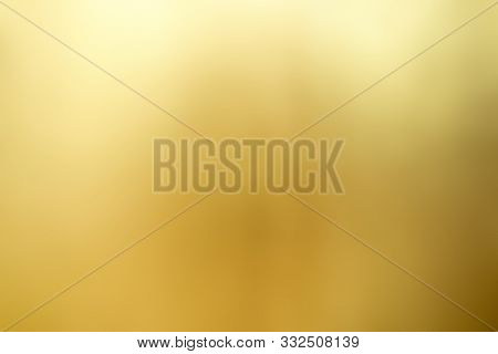 Luxury Blurred Golden Background. Gold Texture Backdrop