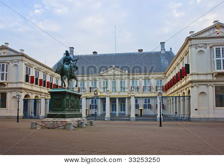 Royal Palace, The Hague, Netherlands