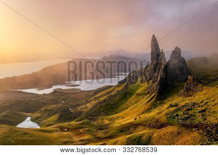 The Old Man Of Storr, A Fantastic Place On Earth