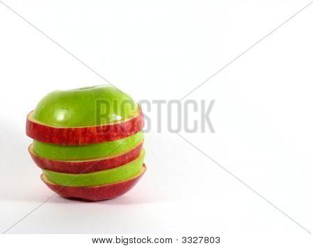 Mixed Apple