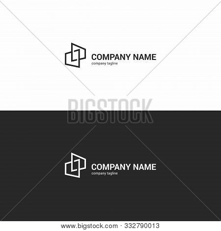 Abstract And Versatile Company Logo Template. Simple Form, Minimalist Design. Extensive Use Of The S