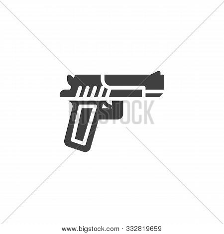 handgun pistol vector vector photo free trial bigstock bigstock