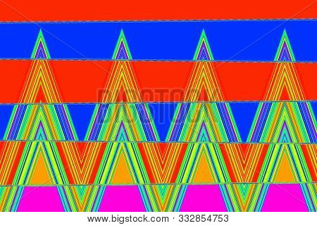 Origial Abstract In Multicolour For Creative And Fresh Ideas