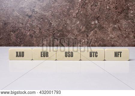Evolution Of Crypto Technology - Xau, Eur, Usd, Btc And Nft