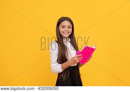 Childrens Literature. Intellectual Child Reader. Educational Literature. Bookish Kid