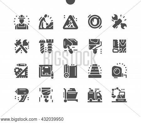 Repair Work. Roll Wallpaper. Builder, Workman, Construction, Equipment, Tools, Service, Mechanic. Ta