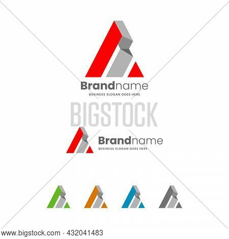 A Letter Logo Can Be Mostly Usable For  A Wide Range Of Many Businesses And Branding For Company Nam
