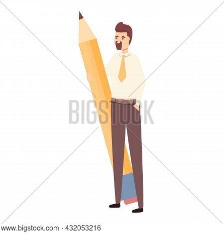 Event Consultant Icon Cartoon Vector. Consulting Company. Wedding Coordinator