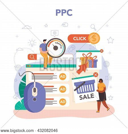Ppc Specialist. Pay Per Click Manager, Contextual Advertsing And Targeting