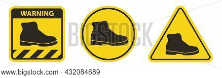 Please Take Off Your Outdoor Shoes Or Do Not Enter With Boots