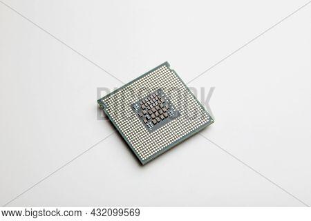 A Multi-core Central Processing Unit Close Up