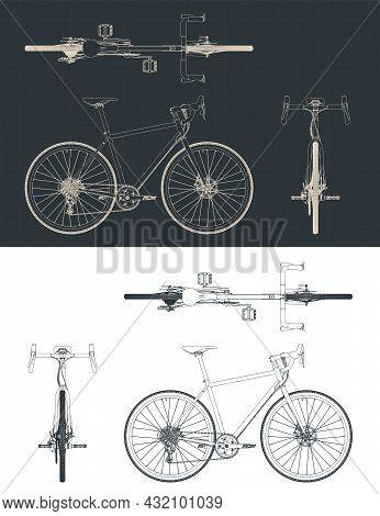 Gravel Bike Blueprints