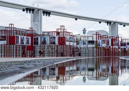 City Photography Competition Planet Moscow. Exhibition Of The Finalists Of The 8th Competition Of Ur