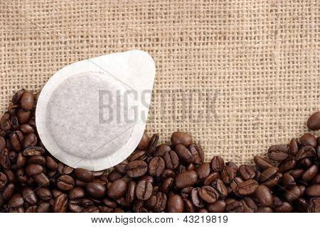 Photo of Coffee sachet