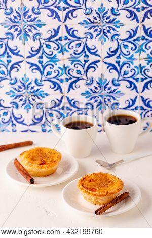 Egg Tart, Traditional Portuguese Dessert