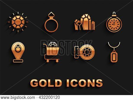 Set Jewelry Online Shopping, Pocket Watch, Pendant Necklace, Store, Gem Stone, Diamond And Engagemen