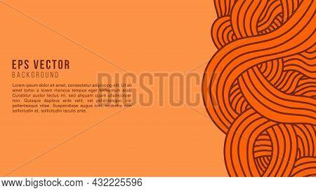 1 Line Background