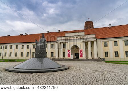 View Of The New Arsenal Of National Museum Of Lithuania