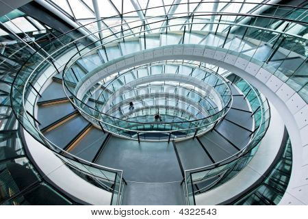 Staircase From Above
