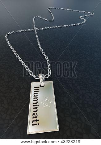 Badge Of The Illuminati