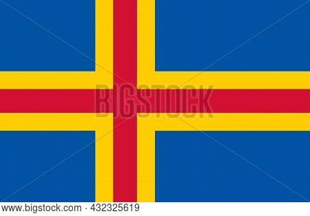 The Aland Islands Is At The Entrance To The Gulf Of Bothnia In The Baltic Sea Belonging To Finland