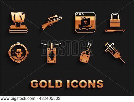 Set Money Laundering, Lock Picks For Lock Picking, Syringe, Lighter, Headshot, Internet Piracy, Kidn