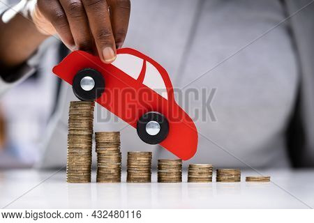 Car Sales And Prices Decline. Automobile Insurance