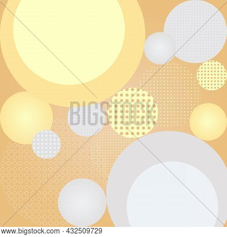 Modern Line Art Collection. Vector Background. Abstract Artistic Vector Illustration. Simple Illustr