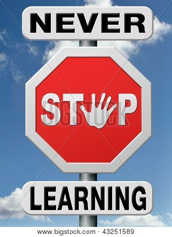 lifelong learning online adult education and knowledge building, home schooling. Never stop to learn.