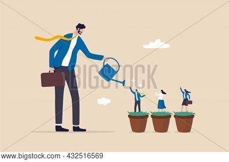 Talent Development, Career Growth, Training Or Coaching Staff Develop Skill, Employee Improvement, H