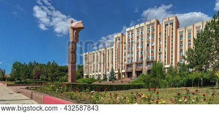 Supreme Council In Tiraspol, Transnistria