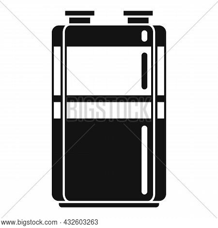 Battery Charge Icon Simple Vector. Energy Full. Phone Lithium
