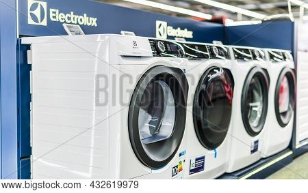 Front-loader Washing Machines By Electrolux