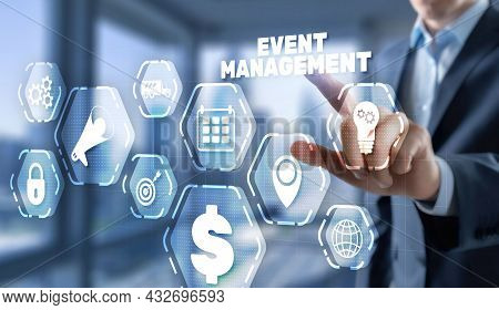Event Management Project Management Creation And Development Of Small And Or Large Scale Personal Or