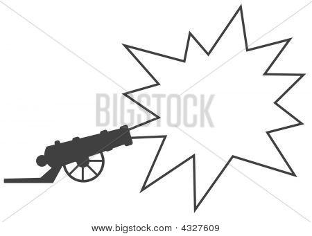 Advertising Gun