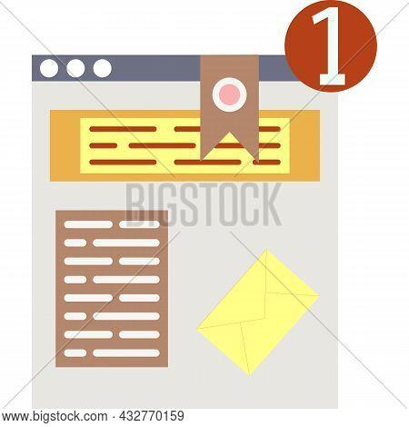 Send Document File Icon Vector Data Share