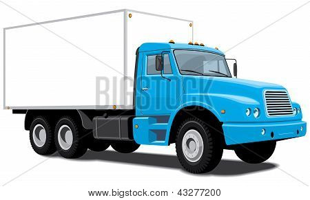 Delivery Truck - My design