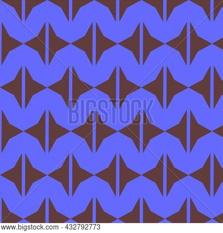 Image Of A Pattern Of Figures Resembling A Wave