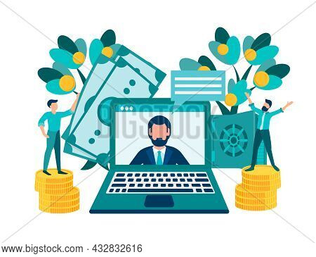 Coaching, Online Business, Finance And Investment Specialist Advice, Financial Education, Business A