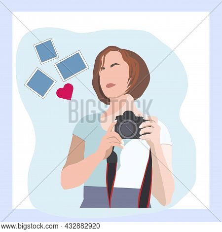 A Certain Girl Photographer With A Camera