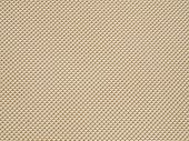 Artificial light brown leather texture as background poster