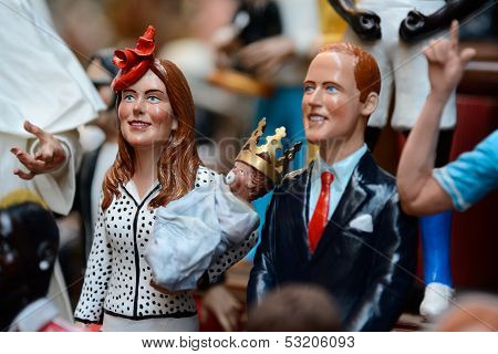 Famous Puppets By Naples
