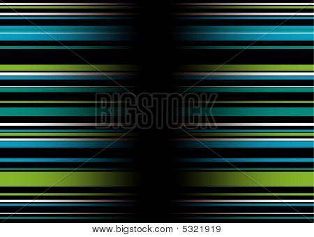 abstract background with flowing ribbon string with copy space poster