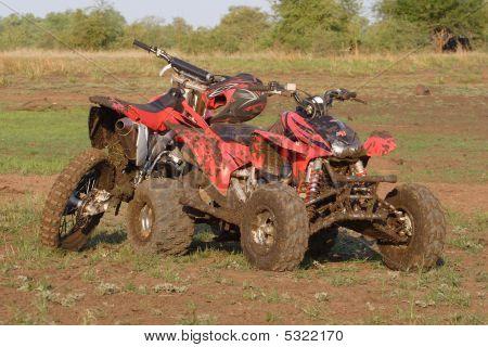 Dirty bike & quad