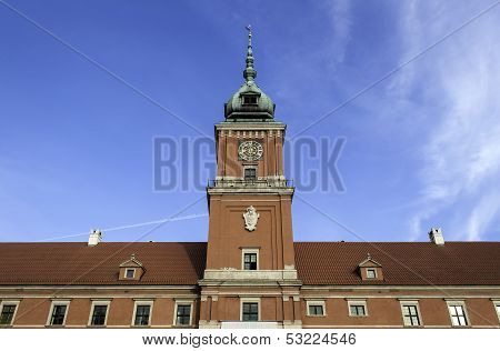 Warsaw Royal Castle.