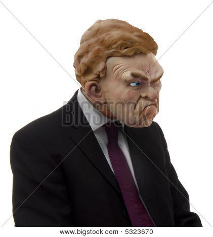 Grumpy Head And Shoulders L