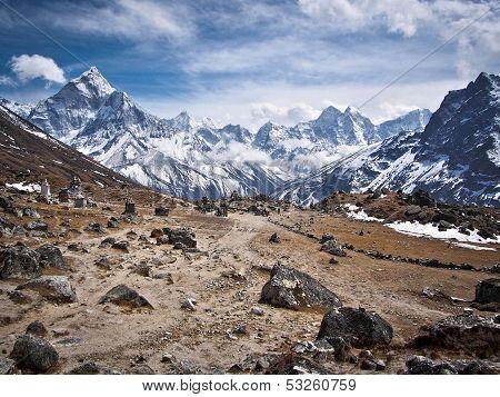 Himalayan Mountains, Everest Base Camp Trek