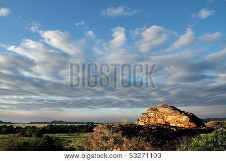 Landscape at Ubirr, Kakadu National Park, Northern Territory, Australia