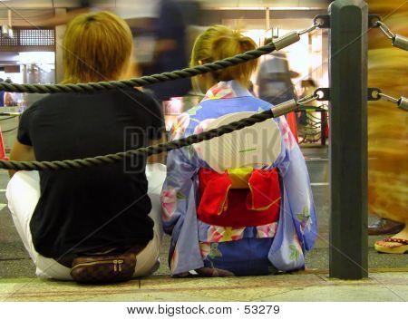 Japanese Teens